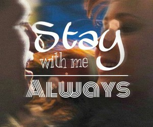 always, staywithme, and katnisseverdeen image