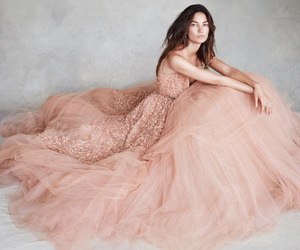 dress, model, and Lily Aldridge image