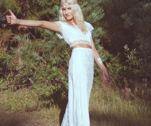 boho and two piece image
