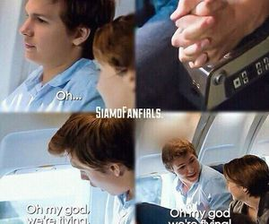 the fault in our stars, tfios, and gus image