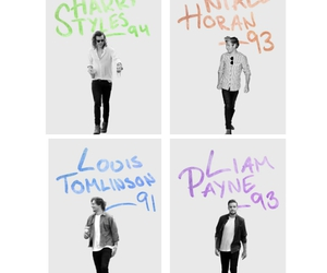 boy band, teeneger, and 1d image
