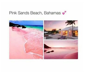 bahamas, beach, and paradise image