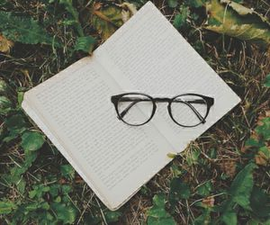 books, nature, and relax image