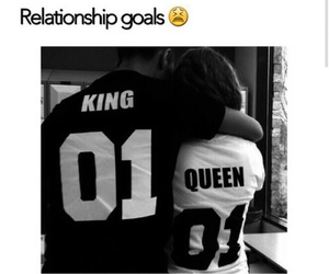 goals, love, and king image