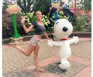 colleen, evans, and snoopy image