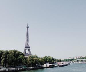 paris, city, and indie image