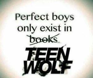 teen wolf, perfect boys, and scott mccall image