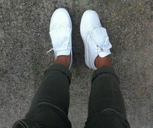 shoes, fringe, and sneakers image