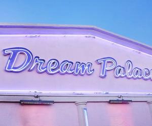 purple, Dream, and pastel image