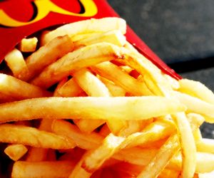 food, mc donalds, and delicious image