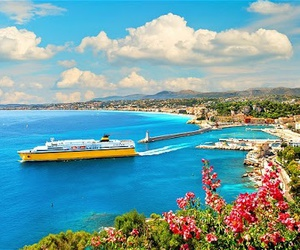 europe, French Riviera, and france image