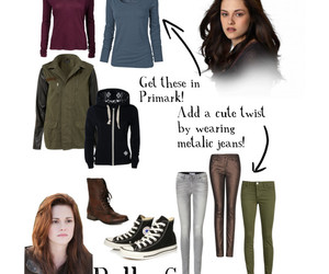 bella swan, clothes, and fashion image