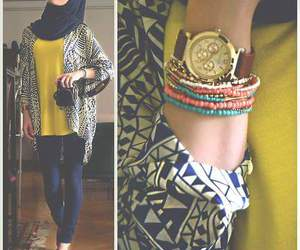 arabic, egyptian, and fashion image