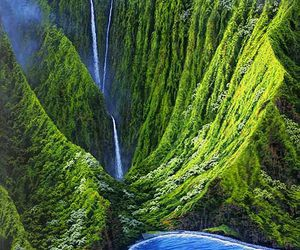 background, hawaii, and travel image