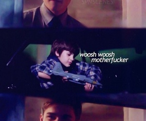 brother, chili, and dean winchester image