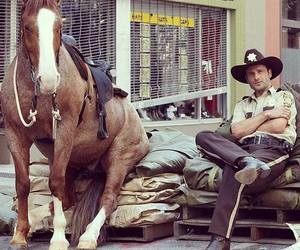 atlanta, walking dead, and andrew lincoln image