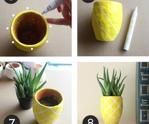 diy, flowers, and plants image