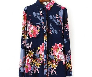 blouse, shirt, and floral image
