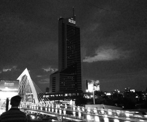 bridge, building, and city image
