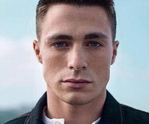 arrow and colton haynes image