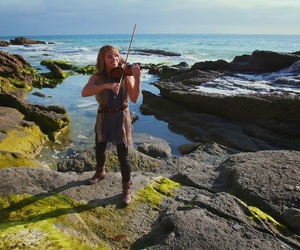davis, musician, and violinist image