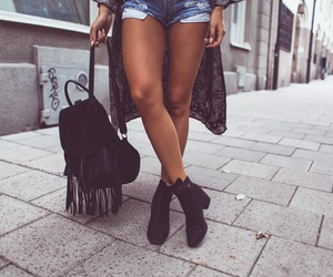 fashion, bag, and beautiful image