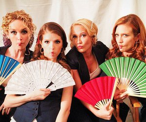 anna kendrick, brittany snow, and anna camp image
