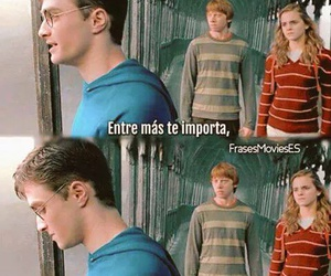 harry potter, movie, and pelicula image