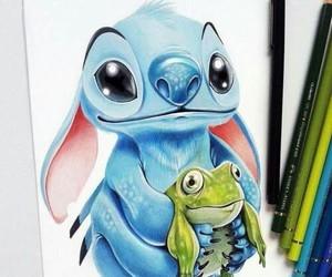 stitch, drawing, and art image