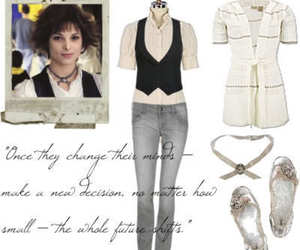 alice cullen, clothes, and fashion image