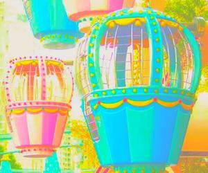 bright pastel image