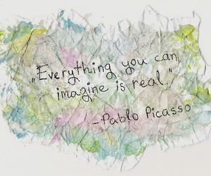 art, imagine, and picasso image
