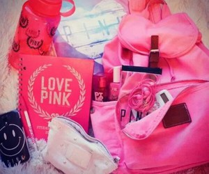 pink, Victoria's Secret, and love pink image