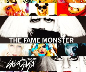 lady, Lady gaga, and little monster image