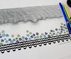 design, copacabana, and drawing image