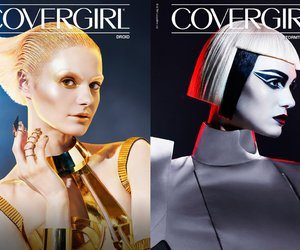 makeup, star wars, and ️covergirl image