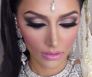 makeup and beauty image