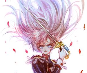 anime, badass, and fanart image