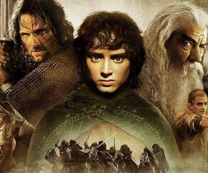 hobbit and lord of the rings image