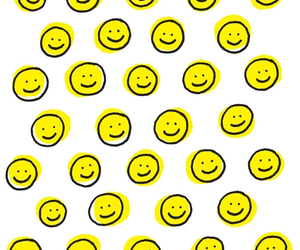 smile, happy, and wallpaper image