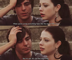 zac efron, 17 again, and quotes image