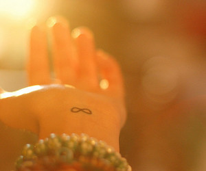 tattoo, infinity, and forever image