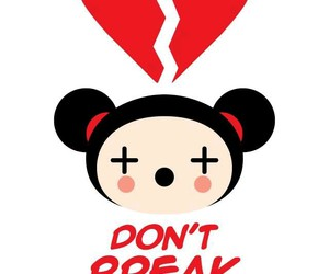 pucca, wallpaper, and fondo image