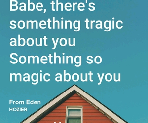 eden, from, and hozier image