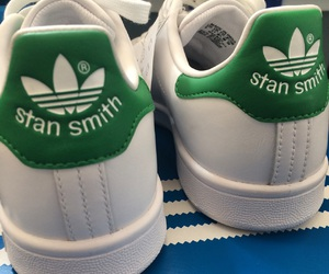 adidas, sneaker, and sneakers image