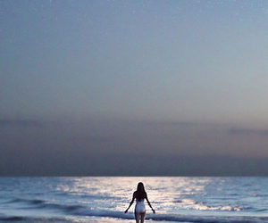 beach, escape, and surf image