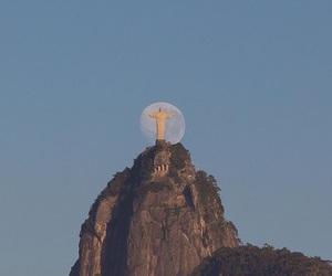 brasil, brazil, and moon image