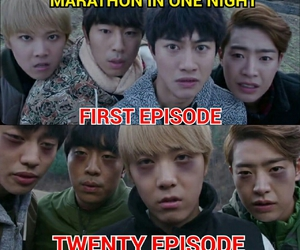 Boys Over Flowers, secret garden, and kdrama image