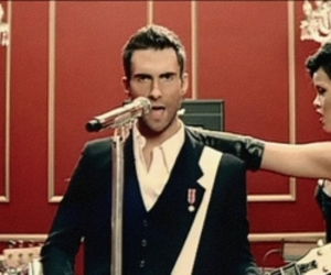 maroon 5, adam levine, and music video image