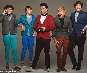 funny, one direction, and david walliams image